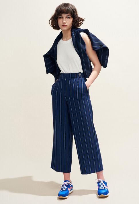 PHILOMENE : Hosen & Jeans farbe Indigo