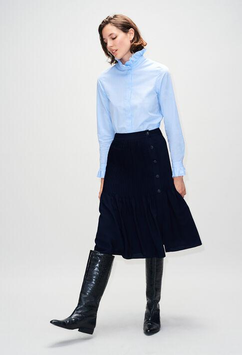 SHADEH19 : Röcke & Shorts farbe MARINE