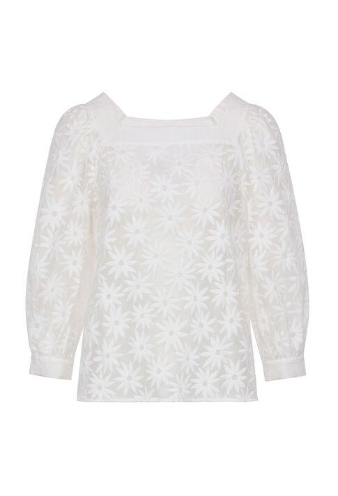 BANDOLEO : Oberteile & Hemden farbe Blanc