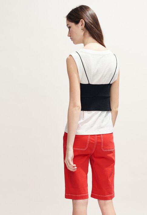 TENDANCE : T-Shirts couleur Ecru