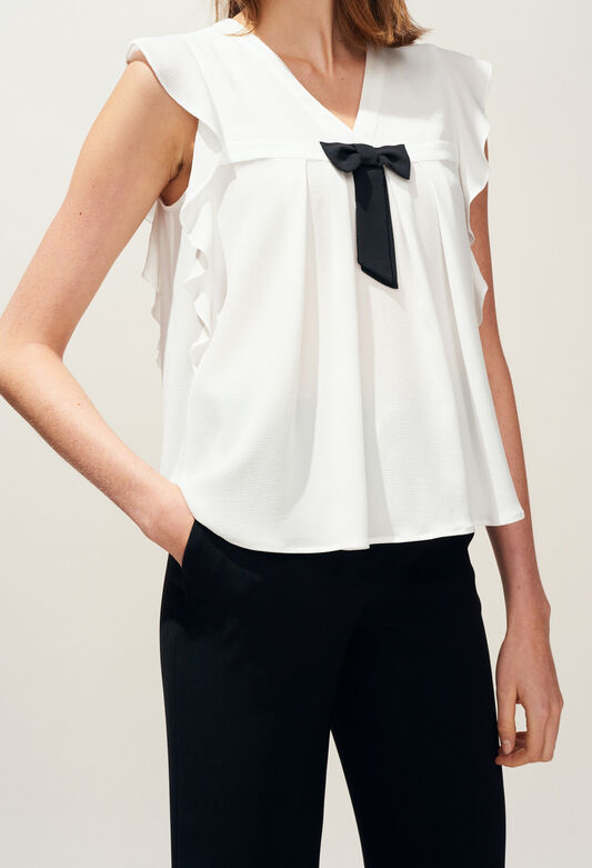BRAVA : Oberteile & Hemden farbe ECRU