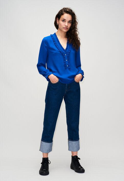 BUSINESSH19 : Oberteile & Hemden farbe BLEU ROI