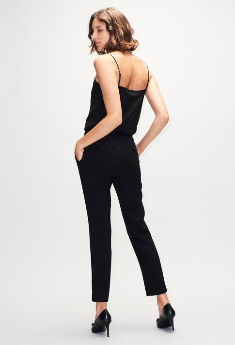 POULINH19 : Hosen & Jeans farbe NOIR