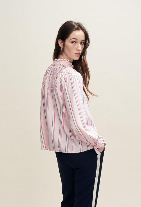 BASEBALL : Tops et Chemises couleur ROSE