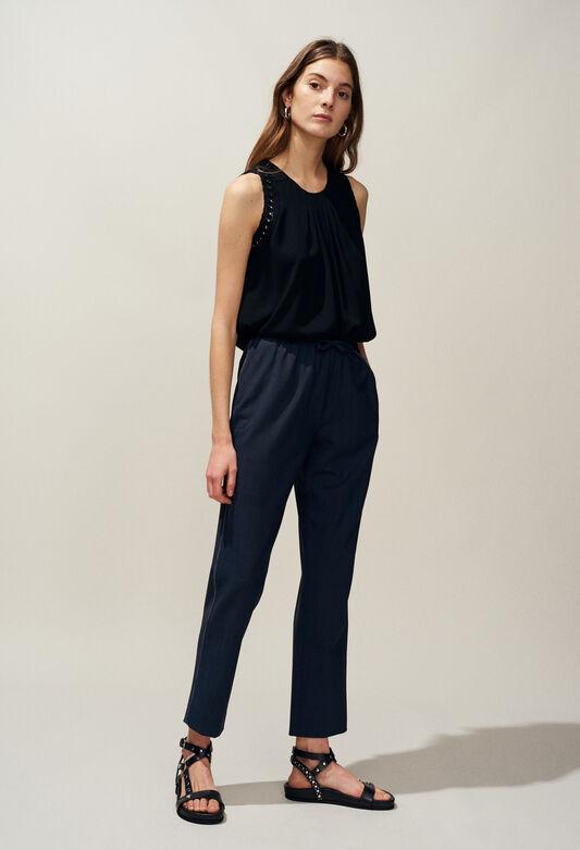 PROUE : Hosen & Jeans farbe NOIR