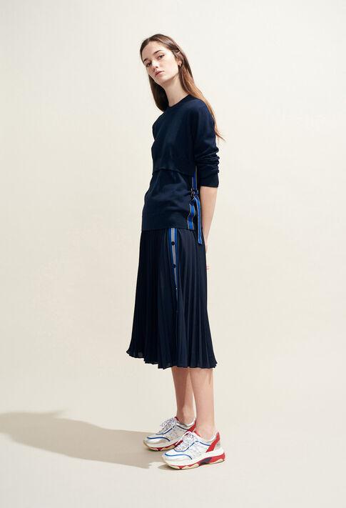 SEA : Röcke und Shorts farbe Marine