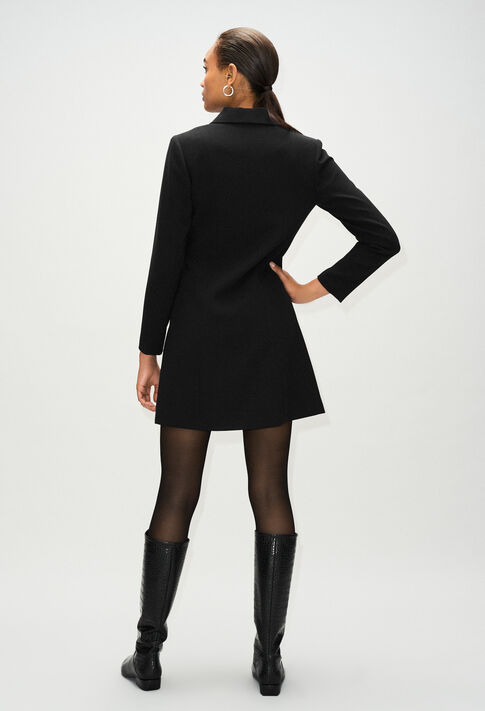 RESEAUH19 : Kleider farbe NOIR