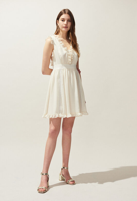 RICOEUR : Kleider farbe IVOIRE