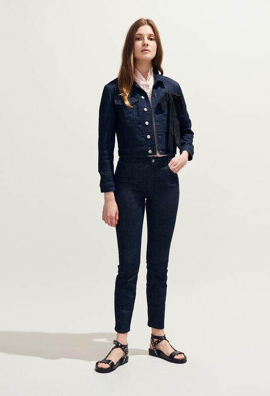 PEONY : Hosen & Jeans farbe JEAN