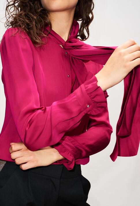 CANDICEH19 : Oberteile & Hemden farbe ORCHIDEE