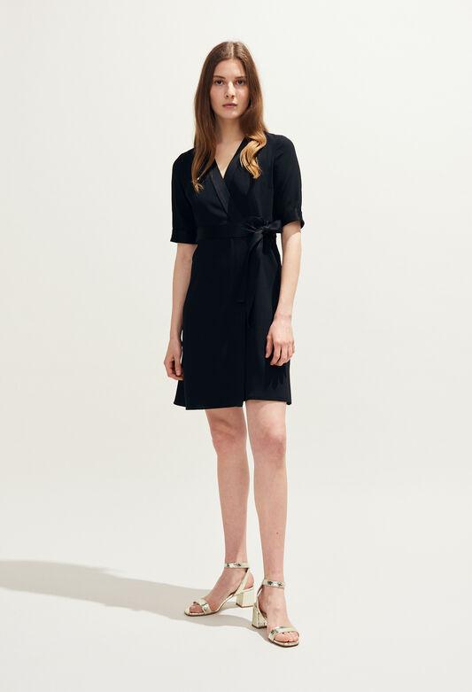ROSILEA : Kleider farbe NOIR