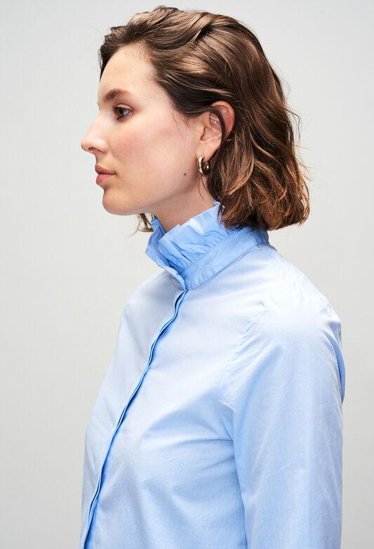 COLOMBEH19 : Tops et Chemises couleur J003