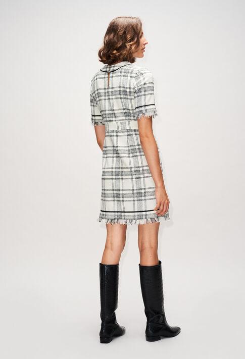 RUFINOH19 : Kleider farbe BICOLORE