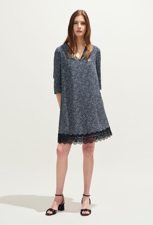 REAL : Kleider farbe MARINE