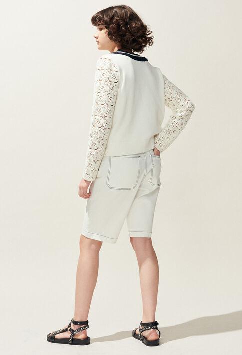 EMY : Röcke & Shorts farbe ECRU