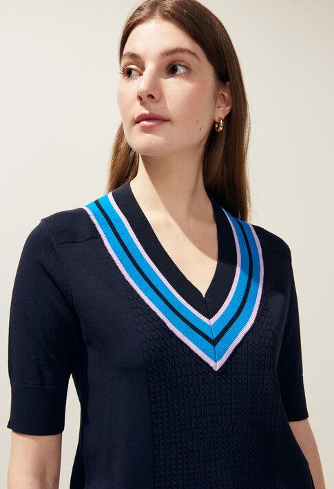 MISTIGRIS : Strick & Sweatshirts farbe MARINE