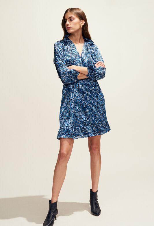ROSANA : Kleider farbe BLEUET