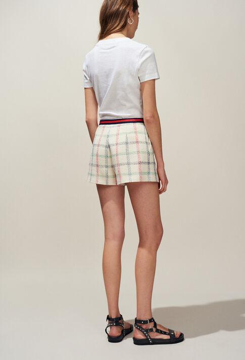 ELA : Röcke & Shorts farbe VANILLE