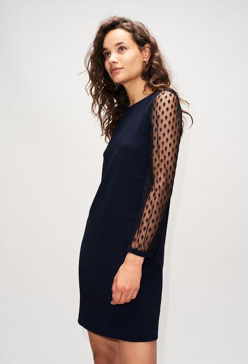 REVERENCEH19 : Kleider farbe MARINE