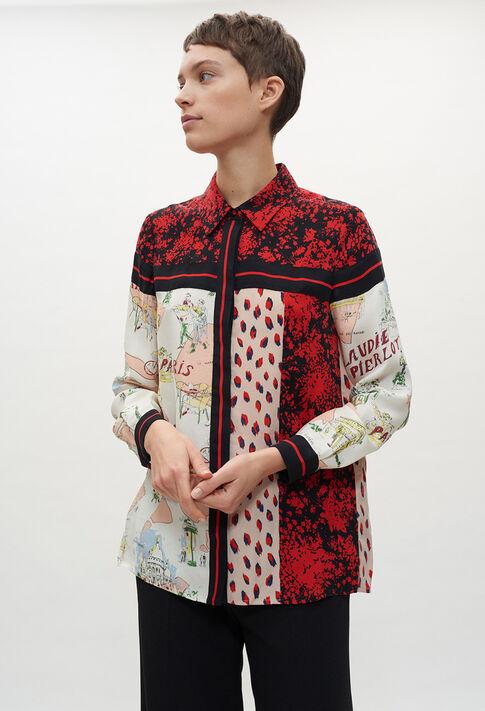 CADEAUE20 : Oberteile & Hemden farbe PRINT