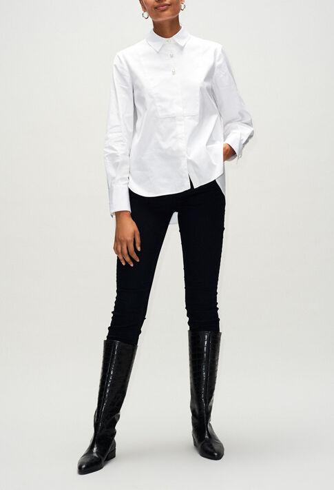 CHACHAH19 : Oberteile & Hemden farbe BLANC