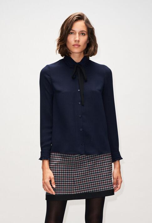 CATEBISH19 : Oberteile & Hemden farbe MARINE