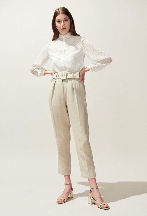 CALLY : Oberteile & Hemden farbe Ecru