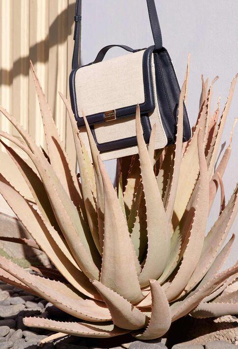 ANGELA CANVAS : Taschen und Lederwaren farbe Naturel