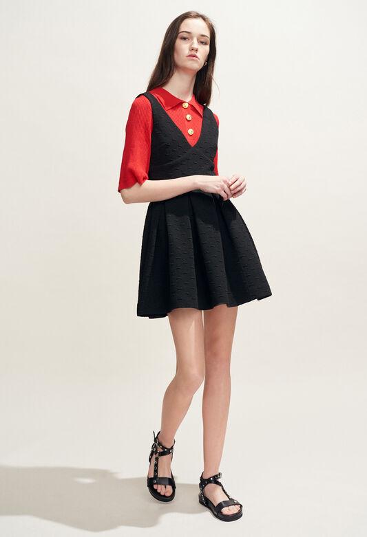 TROUVEE : Kleider farbe NOIR