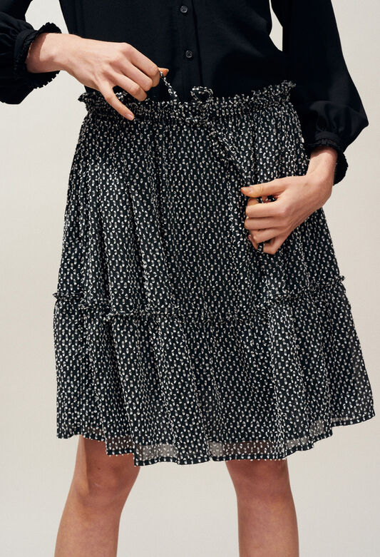 SHEHERAZADE : Röcke & Shorts farbe NOIR