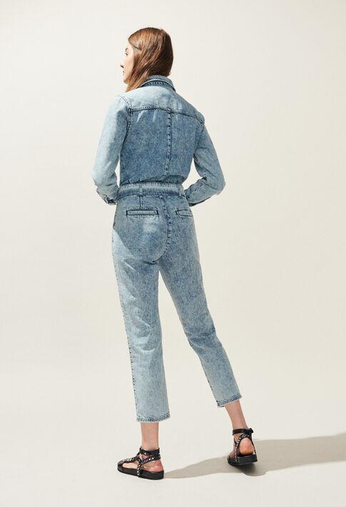 JACINTHY : combinaisons farbe Jean