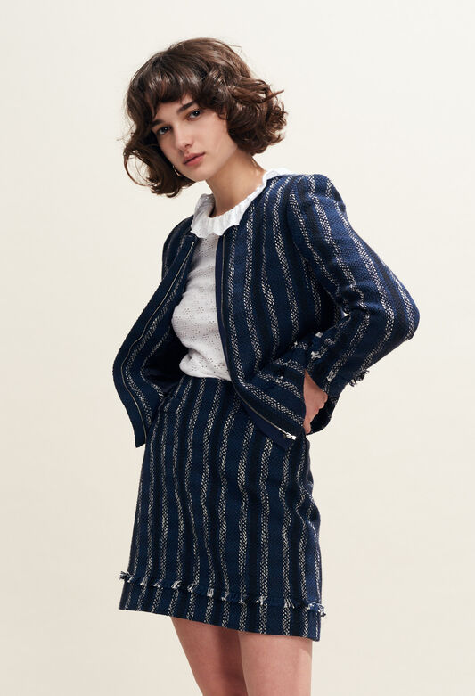 SEVEN : Röcke & Shorts farbe OUTRE MER