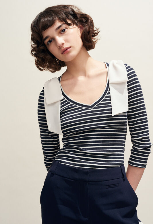 TSU : T-Shirts farbe MARINE