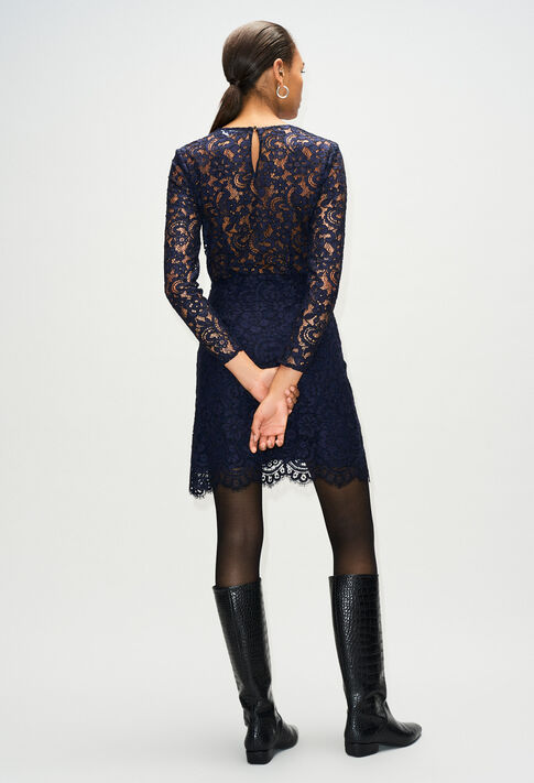 RUBENH19 : Kleider farbe MARINE