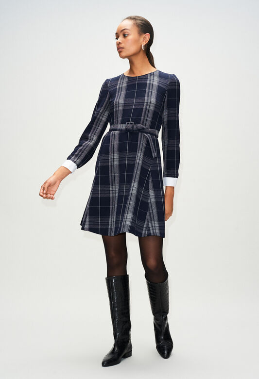 RECOLTEH19 : Kleider farbe BICOLORE
