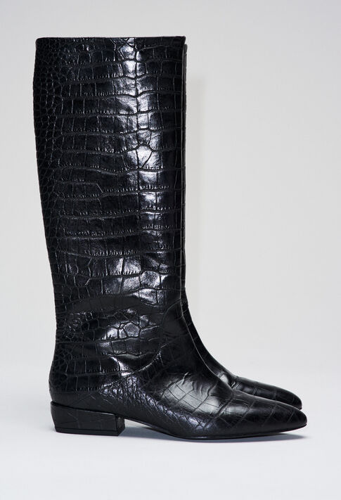 ANEMONEH19 : Schuhe farbe NOIR