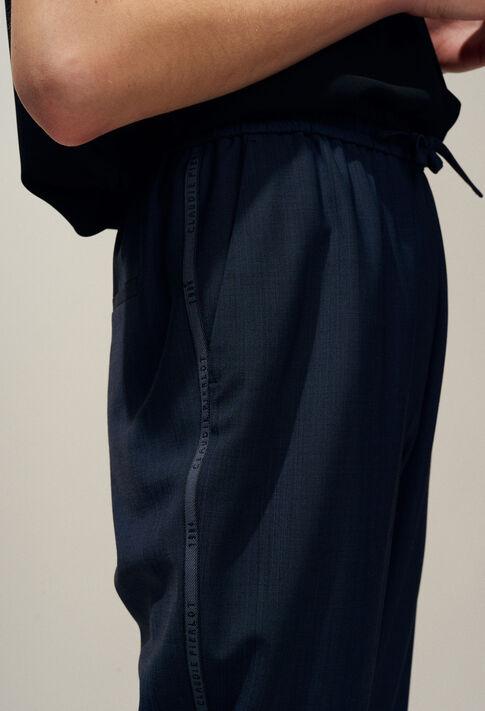 PROUE : Pantalons et Jeans couleur Noir