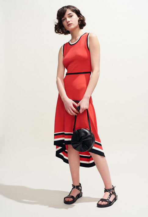MELISSE BIS  : Robes couleur Ecarlate