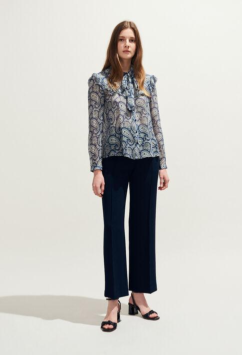 COCTEAU : Tops et Chemises couleur MARINE