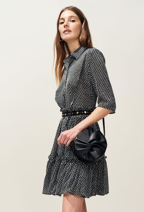 RANDALL : Kleider farbe Noir
