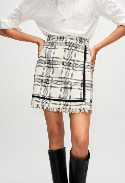 SUZANNEH19 : Röcke & Shorts farbe BICOLORE