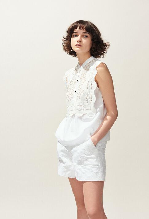 BINGO : Oberteile & Hemden farbe Ecru