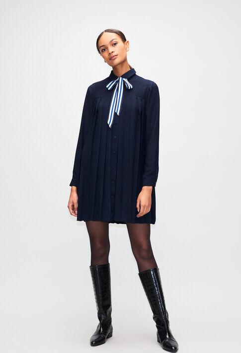 RAMSESBISH19 : Kleider farbe MARINE