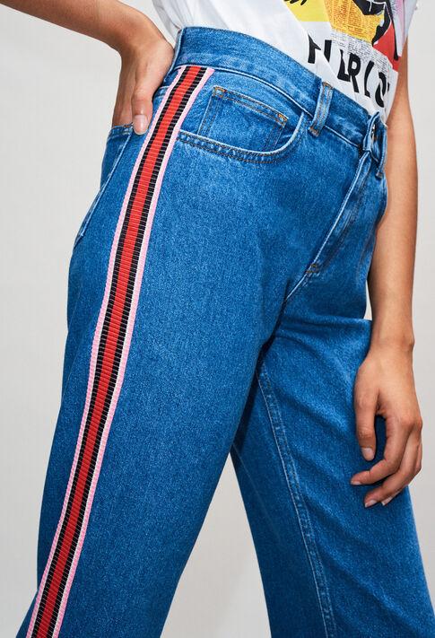 PRISCAH19 : Hosen & Jeans farbe JEAN