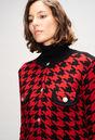 MONMAILLEH19 : Strick & Sweatshirts farbe CERISE