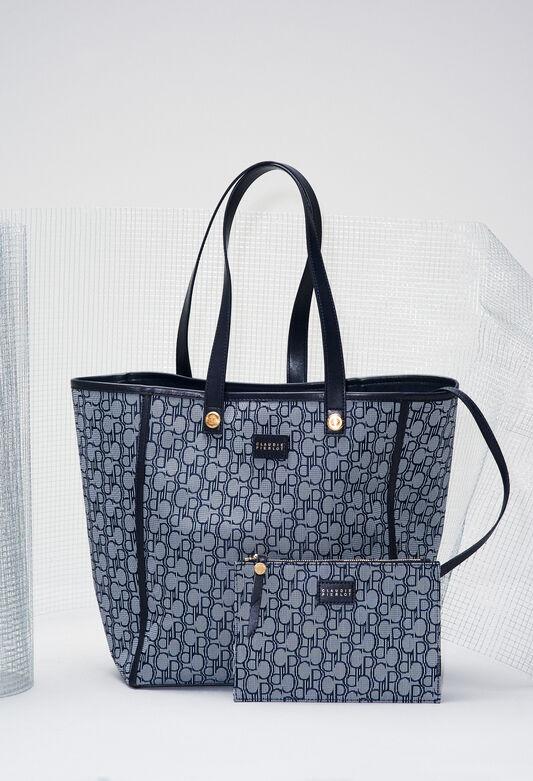 ACHILLEMONOGRAMH19 : Taschen und Lederwaren farbe MARINE