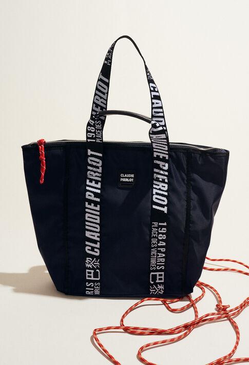 ALMENZO : Taschen und Lederwaren farbe MARINE