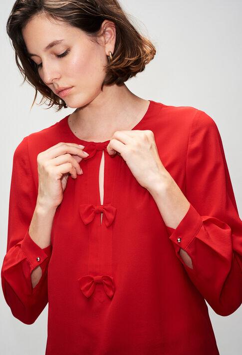 BALADINEH19 : Oberteile & Hemden farbe COQUELICOT