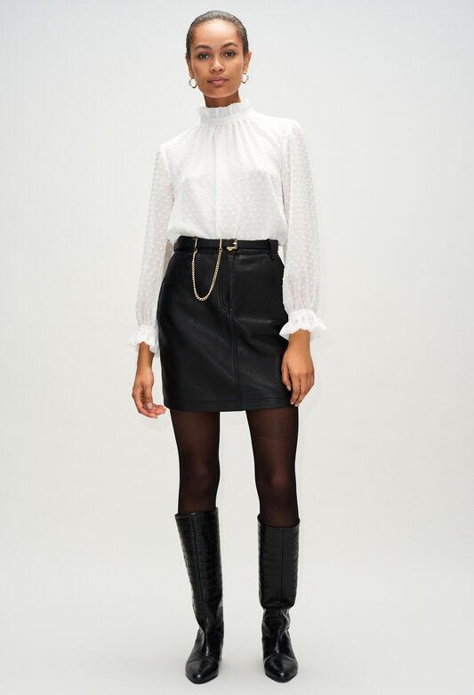 CLEYAH19 : Röcke & Shorts farbe NOIR