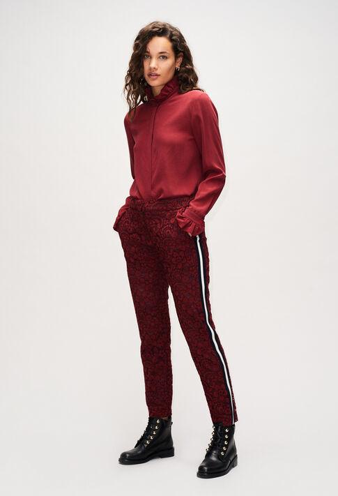 PARIDOH19 : Hosen & Jeans farbe VELVET